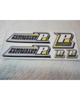 Stickers PRW