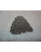 Diff Balls 1/8 steel 100 Pack