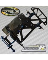 "PRW-4.3 ""Fully Loaded"" 10th Scale Premium Oval Car"