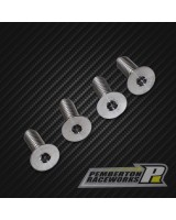 Titanium Front End Screws (8-32 Socket)