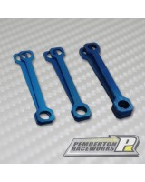 Front End Shim Kit Blue(2 each .5mm, 1mm, 2mm)