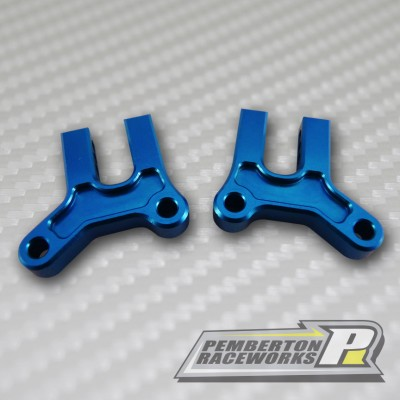Caster Block (pair) [BLUE]