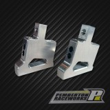 "PRW ""Pedro"" Aluminum kick-up blocks"
